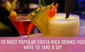 10 Most Popular Costa Rica Drinks You Have to Take A Sip