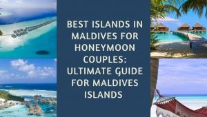 Best Islands In the Maldives For Honeymoon Couples: Ultimate Guide for Maldives Islands