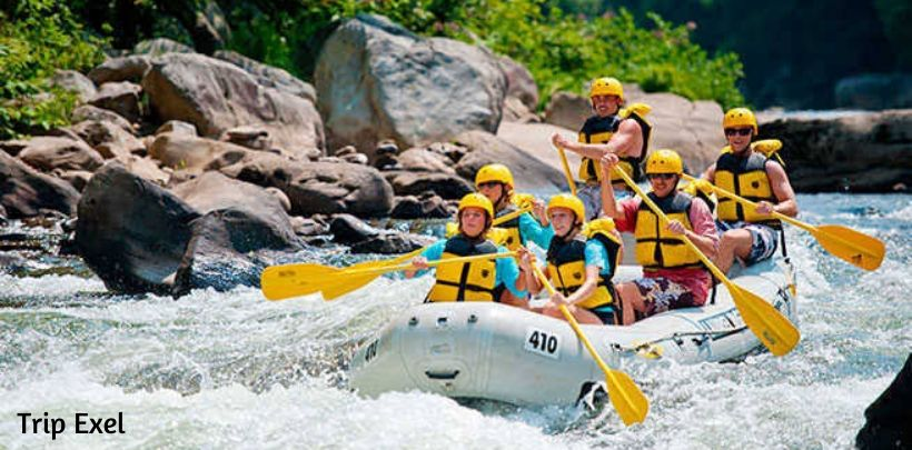 Best White Water Rafting In USA