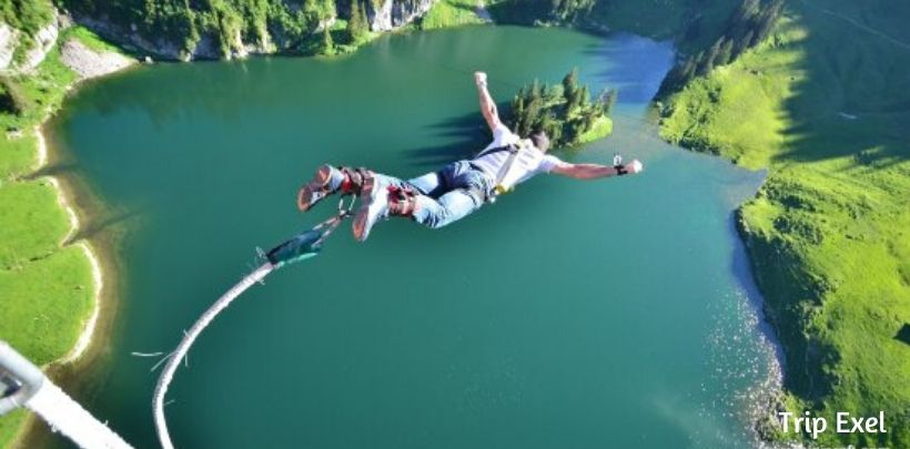 Bungee Jumping In Europe