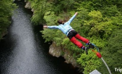 Bungee Jumping In USA