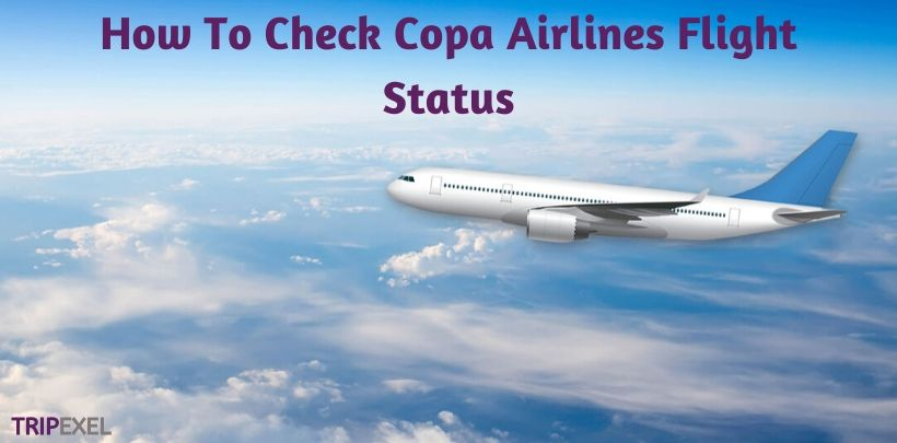 How To Check Copa Airlines Flight Status