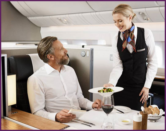 Swiss Airlines Reservations