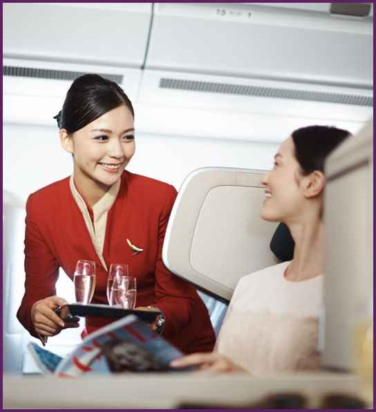 Cathay Pacific Reservations