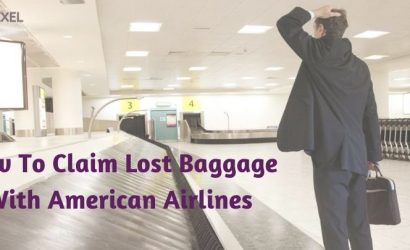 How to Claim Lost Baggage With American Airlines: American Airlines Baggage Claim