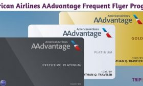 American Airlines AAdvantage Frequent Flyer Program