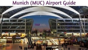 Munich Airport Guide