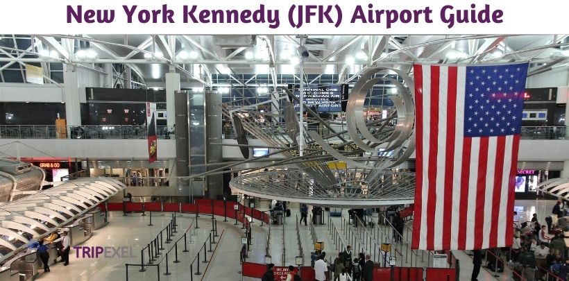 New York Kennedy Airport Guide