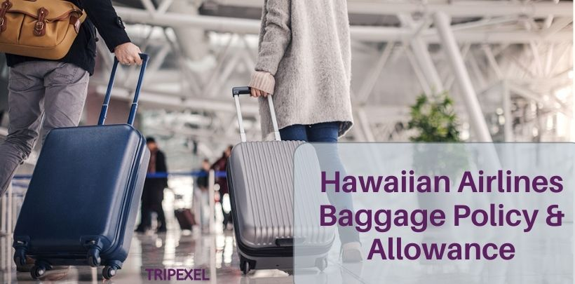 Hawaiian Airlines Baggage Policy & Allowance