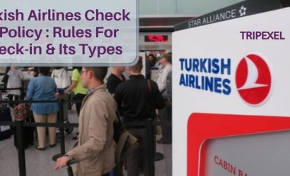 Turkish Airlines Check In Policy _ Rules For Check-in & Its Types