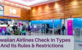 Hawaiian Airlines Check In Types