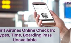 Spirit Airlines Online Check In_ Types, Time, Boarding Pass, Unavailable