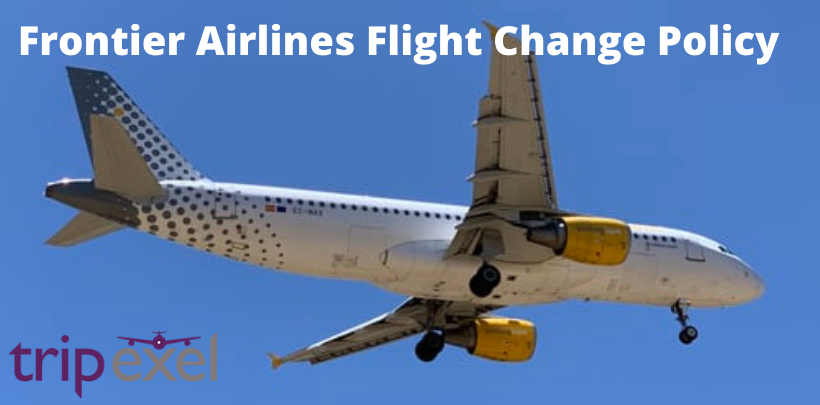 Frontier Airlines Flight Change Policy