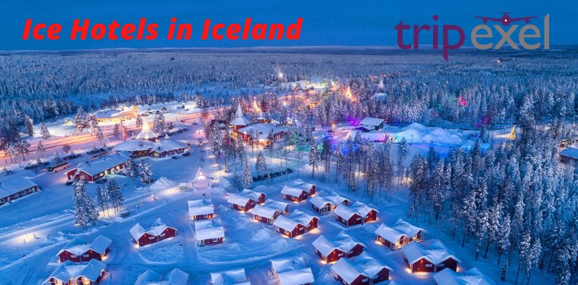 Ice Hotels in Iceland