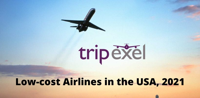 Low-cost Airlines in the USA, 2021