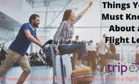 Things You Must Know About a Flight Leg
